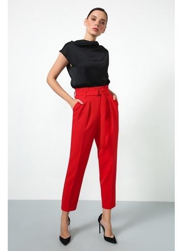 Gusto Pantolon Kırmızı